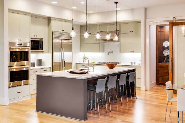 Attractive Custom Home Renovations And Custom Kitchen Remodel By Santa Barbara General  Contractors