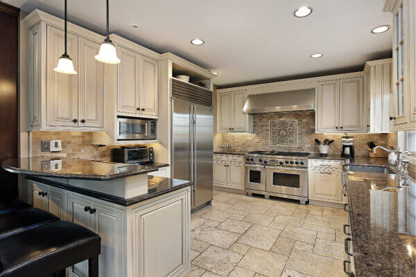 Luxury Home And Kitchen Remodel In Santa Barbara