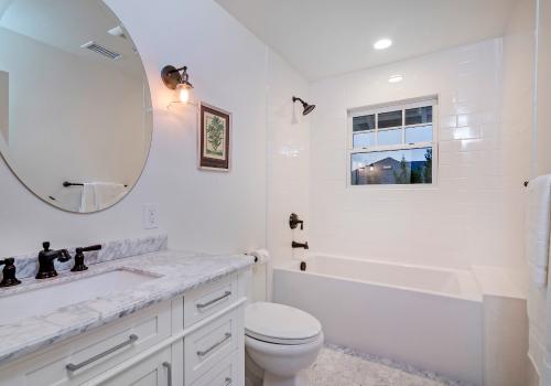 Bathroom remodel contractors in Santa Barbara