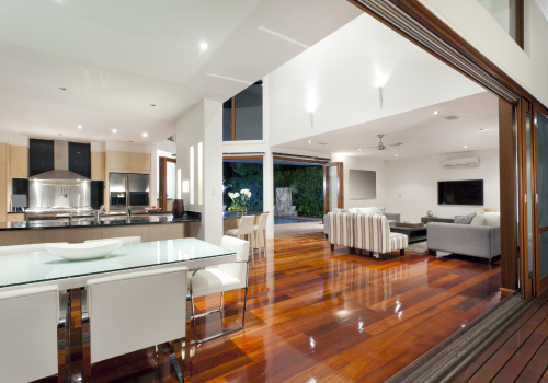 Custom home remodels in Santa Barbara by Finley Construction